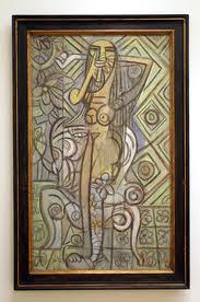 b33c6da92ce Wifredo Lam au Centre de l art cubain - Association Cuba Cooperation ...