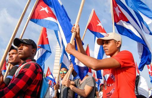« La rue est aux Révolutionnaires » souligne Miguel Díaz-Canel